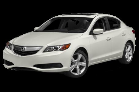 New 2015 Acura ILX Exterior