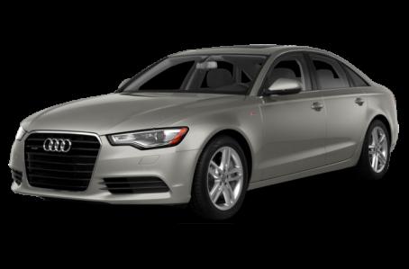 2015 Audi A6 Exterior