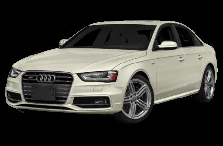 New 2015 Audi S4 Exterior