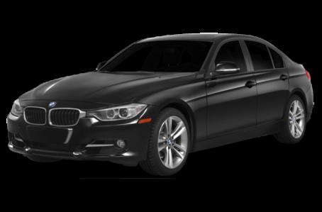 2015 BMW 320 Exterior