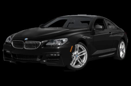 2015 BMW 640 Exterior