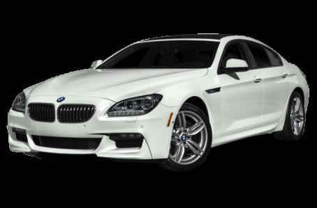 2015 BMW 650 Gran Coupe Exterior