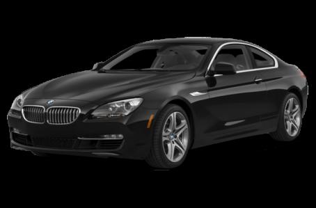 2015 BMW 650 Exterior