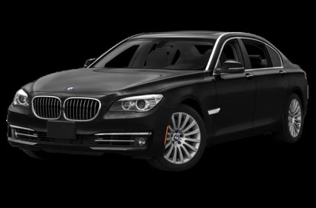 New 2015 BMW 740 Exterior