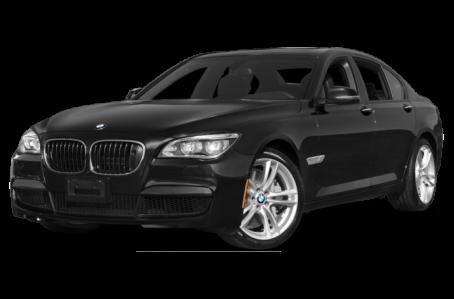 2015 BMW 750 Exterior