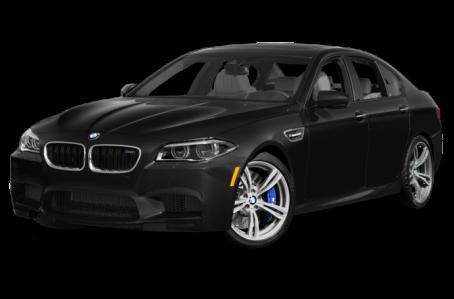 New 2015 BMW M5 Exterior
