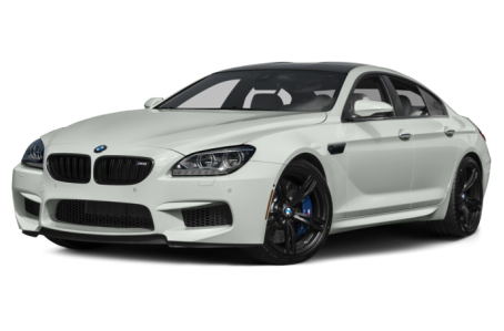 New 2015 BMW M6 Gran Coupe Exterior