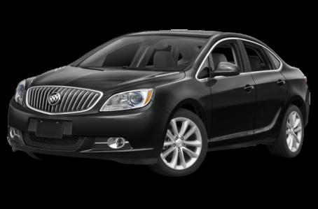 New 2015 Buick Verano Exterior