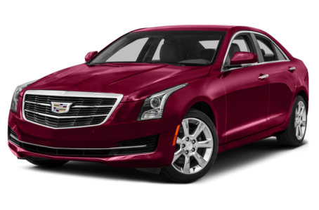 New 2015 Cadillac ATS Exterior