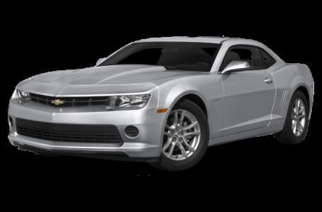 New 2015 Chevrolet Camaro Exterior