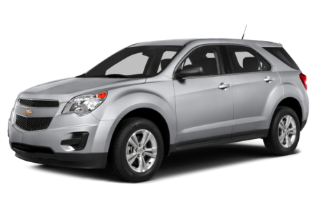 New 2015 Chevrolet Equinox Exterior