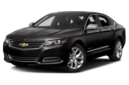New 2015 Chevrolet Impala Exterior