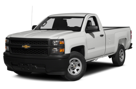 New 2015 Chevrolet Silverado 1500 Exterior