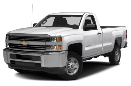 New 2015 Chevrolet Silverado 2500HD Exterior