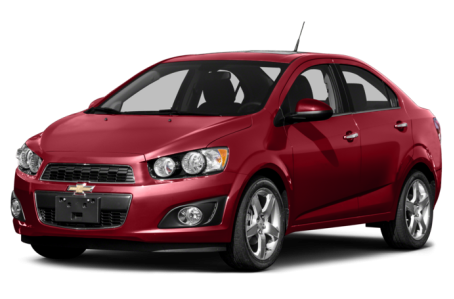 2015 Chevrolet Sonic Exterior