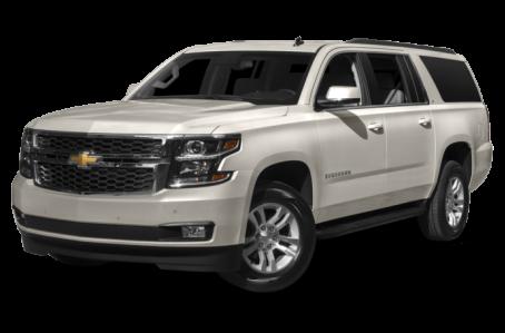 New 2015 Chevrolet Suburban 1500 Exterior