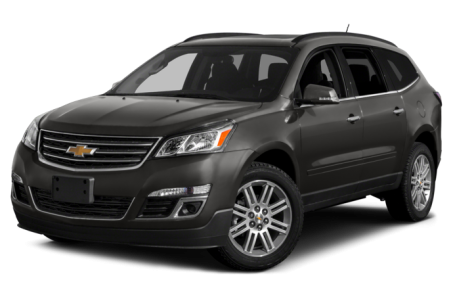New 2015 Chevrolet Traverse Exterior