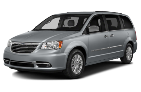 New 2015 Chrysler Town and Country Exterior