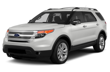 New 2015 Ford Explorer Exterior