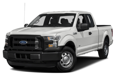 New 2015 Ford F-150 Exterior