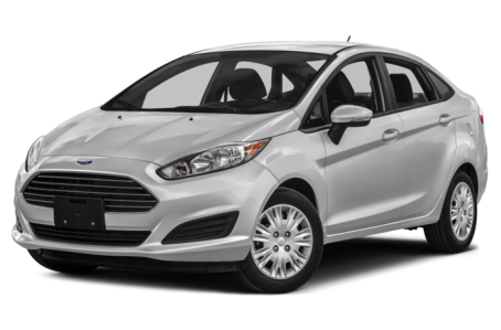 New 2015 Ford Fiesta Exterior