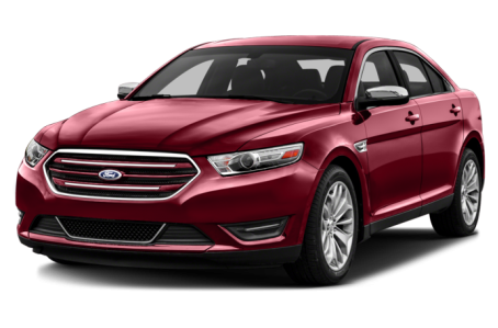 New 2015 Ford Taurus Exterior