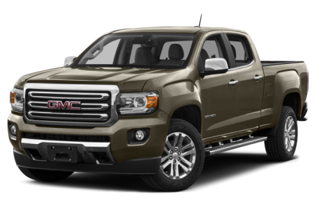 New 2015 GMC Canyon Exterior