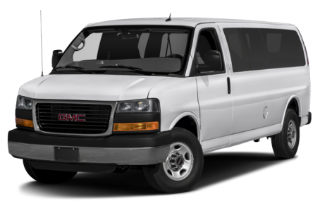 New 2015 GMC Savana 3500 Exterior