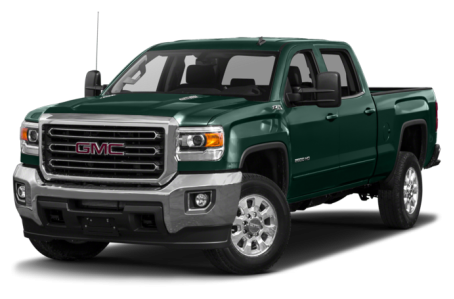 New 2015 GMC Sierra 2500HD Exterior