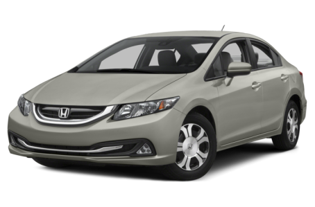New 2015 Honda Civic Hybrid