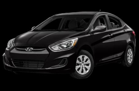 2015 Hyundai Accent Exterior