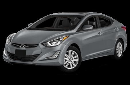2015 Hyundai Elantra Exterior