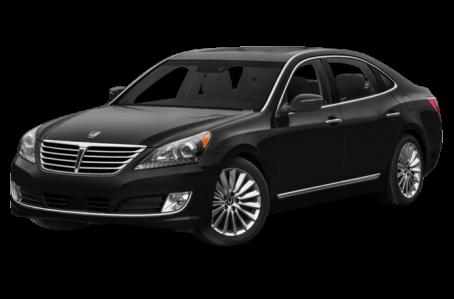 New 2015 Hyundai Equus Exterior