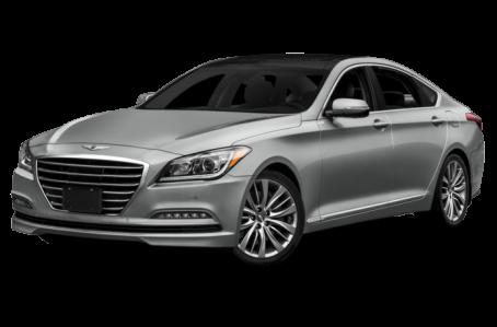 2015 Hyundai Genesis Exterior