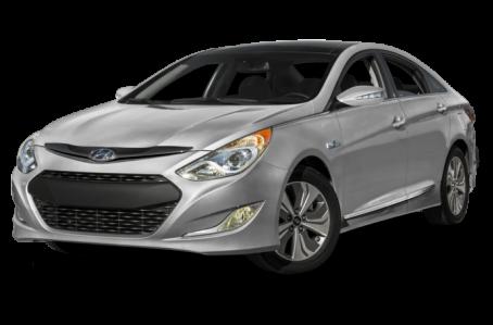 2015 Hyundai Sonata Hybrid Exterior