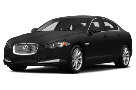 New 2015 Jaguar XF Exterior