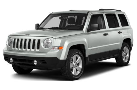 New 2015 Jeep Patriot Exterior