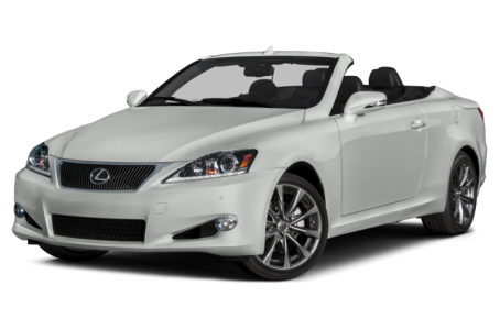 2015 Lexus IS 250C Exterior