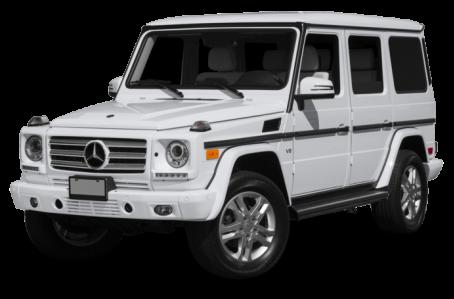 New 2015 Mercedes-Benz G-Class Exterior