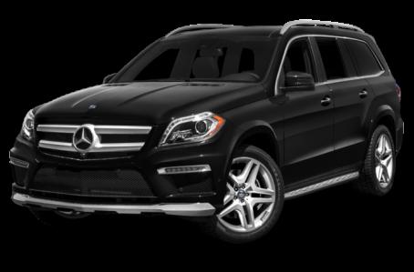 New 2015 Mercedes-Benz GL-Class Exterior