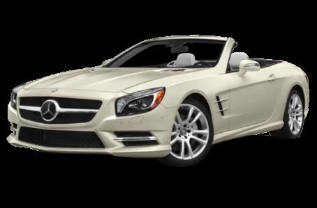 New 2015 Mercedes-Benz SL-Class Exterior