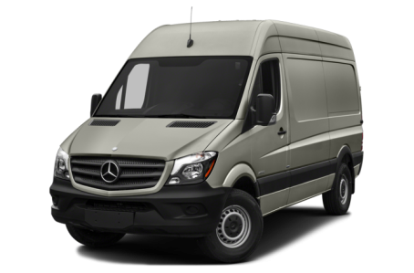 New 2015 Mercedes-Benz Sprinter Exterior