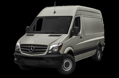 New 2015 Mercedes-Benz Sprinter Exterior