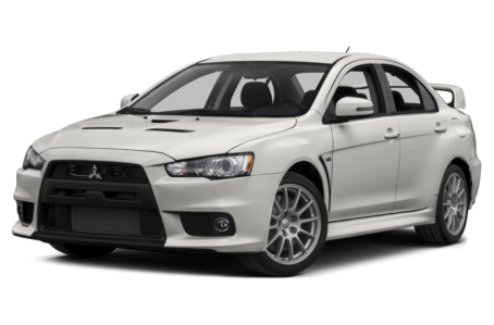 New 2015 Mitsubishi Lancer Evolution
