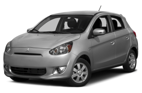New 2015 Mitsubishi Mirage Exterior