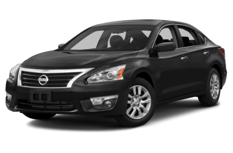 New 2015 Nissan Altima Exterior
