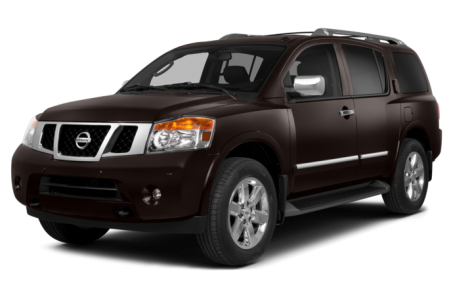 2015 Nissan Armada Exterior