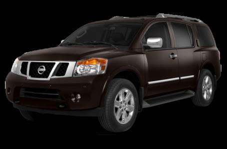 New 2015 Nissan Armada Exterior