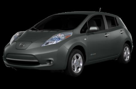 2015 Nissan LEAF Exterior