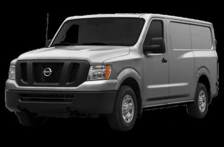 New 2015 Nissan NV Cargo NV1500 Exterior